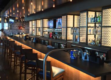 Sheraton Riverview - Hospitality - Lounge
