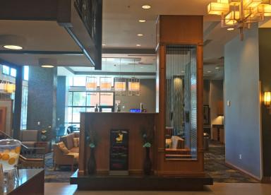 Marriott Residence Inn - Lobby - Hospitality