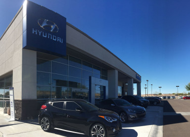 Earnhardt Hyundai - Exterior - Automotive
