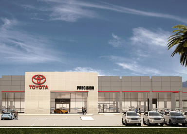 Presicion Toyota - Automotive