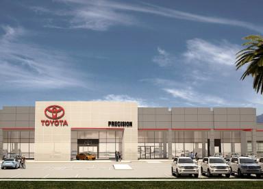 Presicion Toyota - Automotive