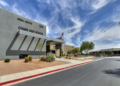 Combs High School - Education